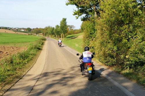 Motorrijbewijspoint Arnhem examengarantie