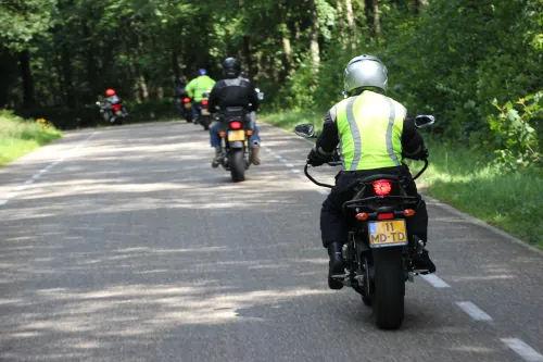Motorrijbewijspoint Arnhem motor lesplan