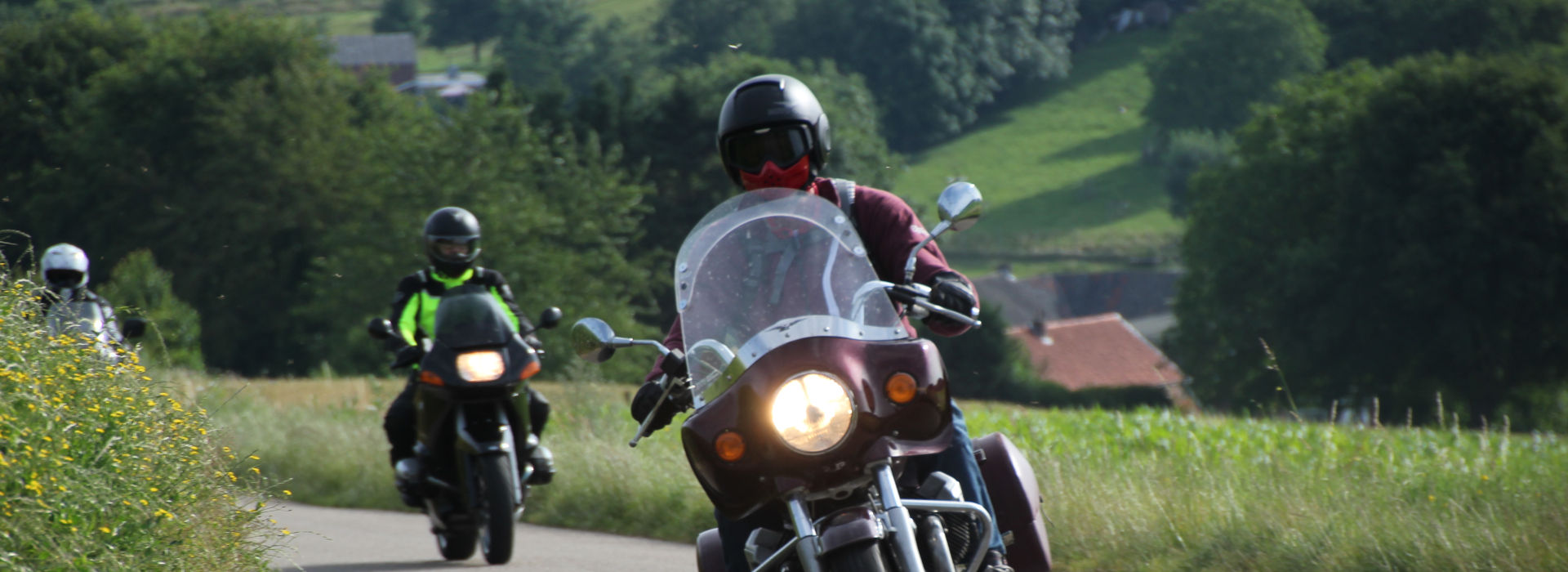 Motorrijbewijspoint Arnhem motorrijlessen