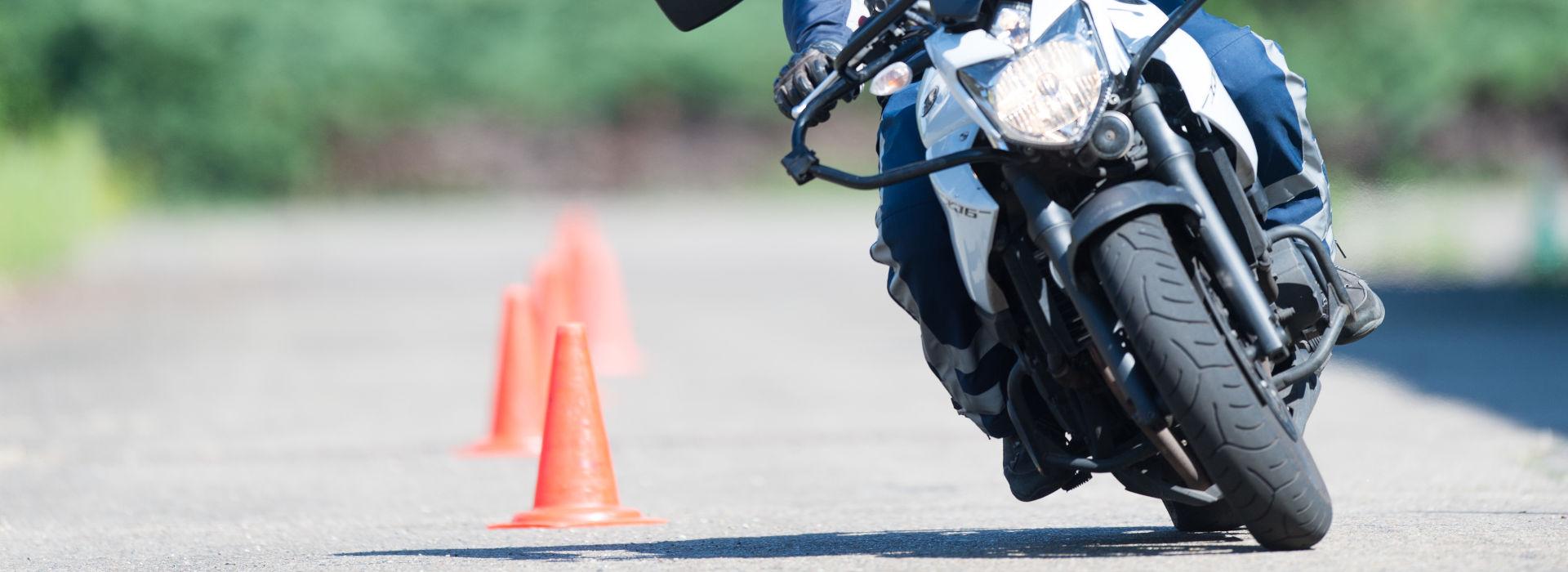 Motorrijbewijspoint Arnhem motor rijvaardigheid