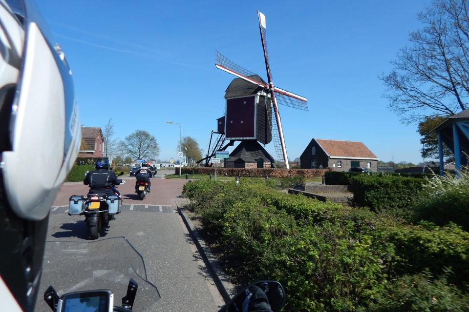 Motorrijbewijspoint Arnhem motorrijlesplan